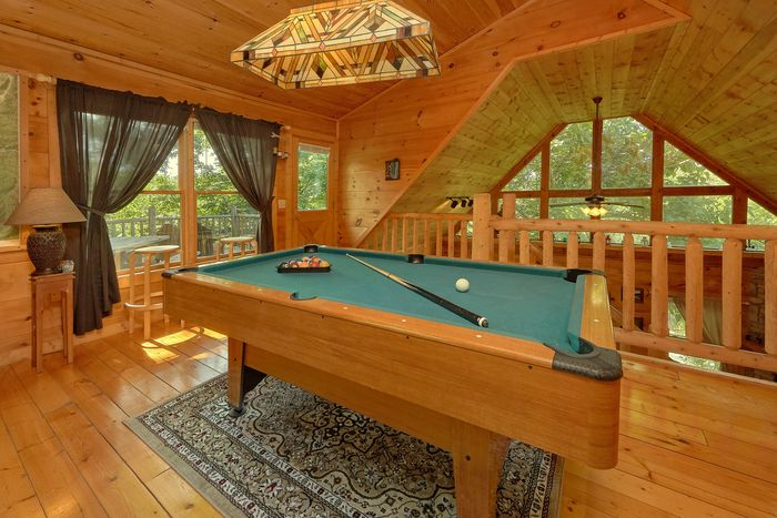 Smoky Mountain Views from Hot Tub - Huggable Hideaway