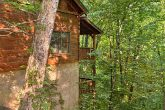 Gatlinburg Secluded 3 Bedroom Cabin Sleeps 8