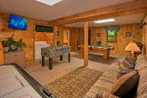 Gatlinburg Cabin with Large Game Room