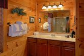 Honeymoon Cabin with Private Bath and Jacuzzi