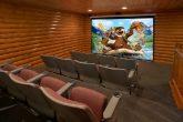 8 Bedroom Cabin Sleeps 28 with Theater & Pool