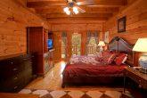 8 Bedroom Cabin Sleeps 28 with Master Suite