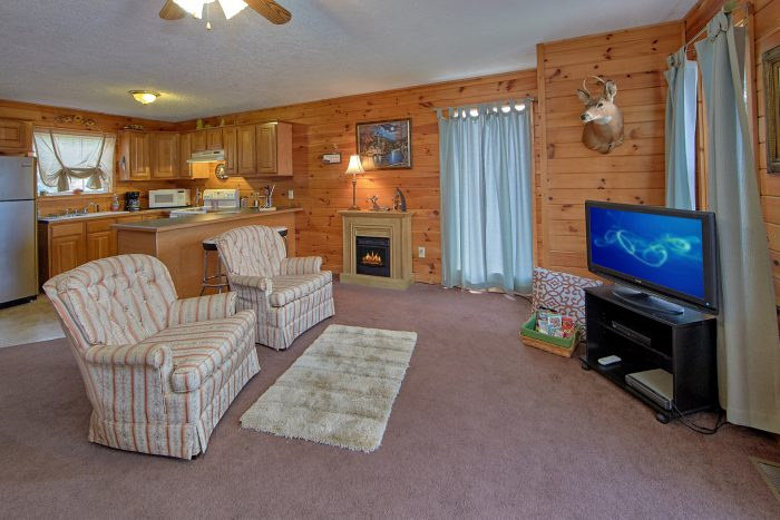 2 Bedroom Cabin Sleeps 6 on the Lake - Ivey's Cove