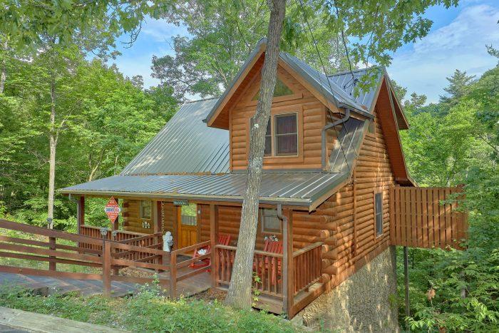 Jasmine's Retreat Cabin Rental Photo