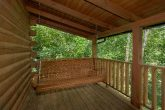 1 Bedroom cabin with Swing on Deck