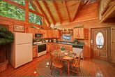 Cabin with Fully Furnished Kitchen