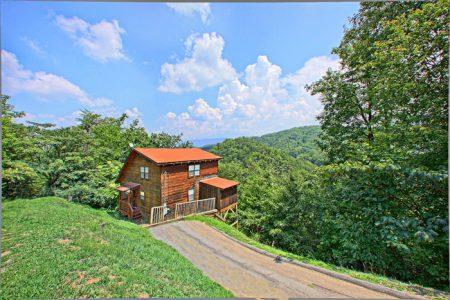 Mountain Love: 1 Bedroom Wears Valley Cabin Rental