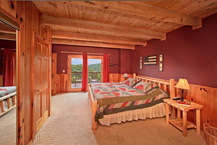 King Size Bedroom Suite - Kayla's Hideaway