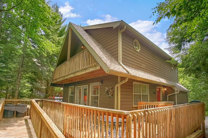 Happy Trails Cabin Rental Photo