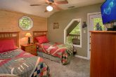 Luxury Cabin with 2 Twin Beds