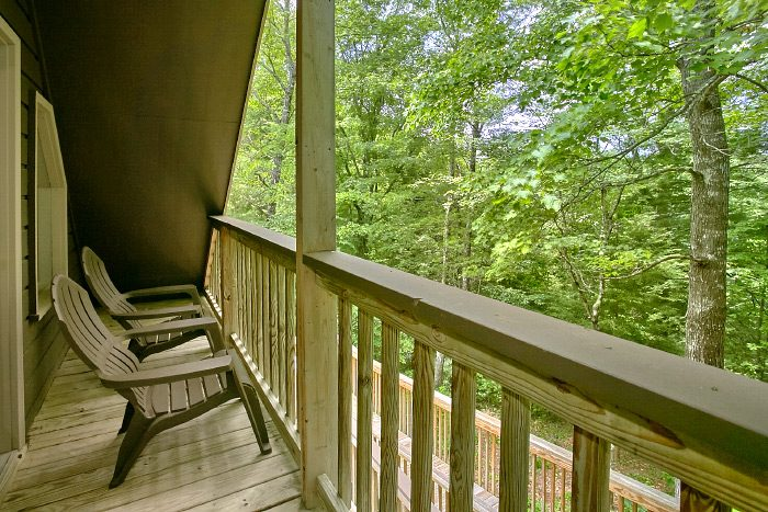 4 Bedroom Cabin in Brookstone Village - Happy Trails