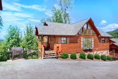 Cabin Rental in Sevierville TN Index Photo