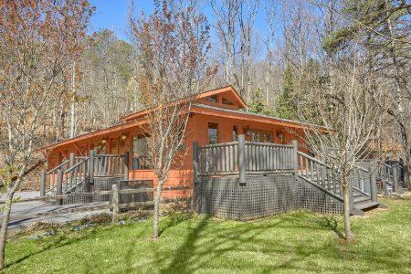 Charmant Eagles Rest: 4 Bedroom Sevierville Cabin Rental