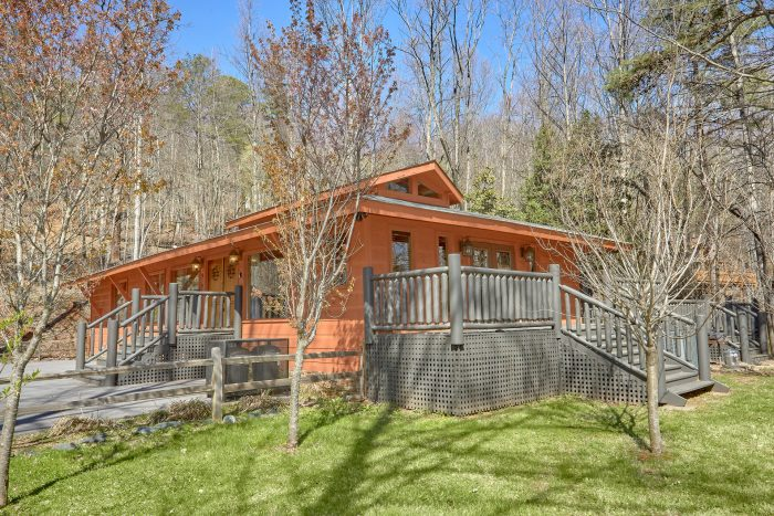 La Dolce Vita Cabin Rental Photo