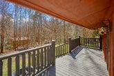 Covered Front Porch 4 Bedroom Cabin Sleeps 8