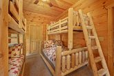 Cabin Bedroom with Bunk Beds