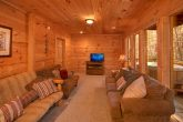 3 Bedroom Cabin with Family Room and TV