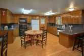 Group Sized cabin with Kitchen and 2 Dining Room
