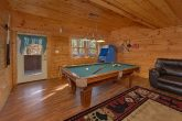 Cabin in Wooded Setting