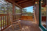 oversize 2 bedroom cabin with resort pool