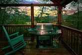 Cabin with Grill