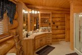 Luxury Cabin with Private Master Bath and Shower