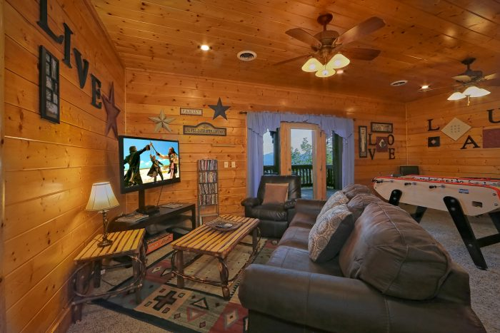 Luxury Smoky Mountain 4 Bedroom Lodge Cabins Usa Gatlinburg