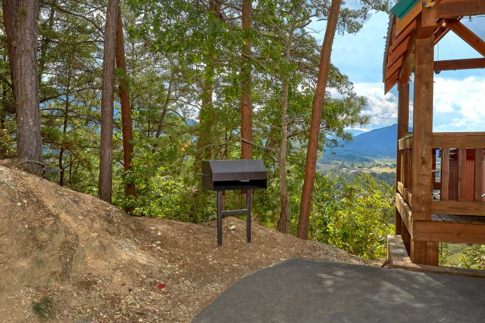 4 Bedroom Cabin Sleeps 10 with Breathtaking View - Lodge Mahal
