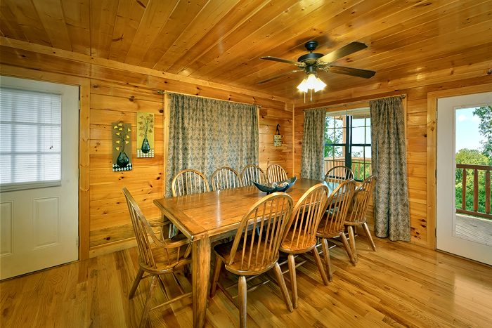 Hidden Springs Cabin with a Large Dining Table - Lookout Point