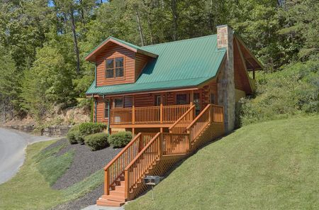 Spirit of the Valley: 2 Bedroom Sevierville Cabin Rental