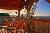 Star Crest Resort 2 Bedroom Cabin with Views