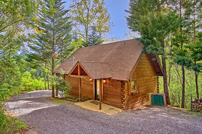 Cozy 2 Bedroom Cabin with beautiful Views - Lucky to be with View