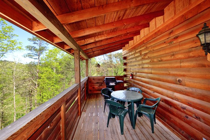 Pigeon Forge 1 Bedroom Cabin in Arrowhead Resort - Ma and Pa's Place