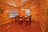 Smoky Mountain Cabin Rental with Dining Room