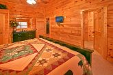 Spacious King Bedroom in the Smokies