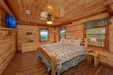 5 Bedroom Cabin with 5 King Beds