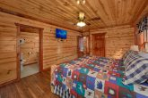 5 Bedroom Cabin with a TV in Every Room