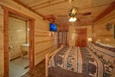 Pigeon Forge Cabin with 5 Private Suites