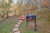 2 Bedroom Cabin with Fire Pit and Charcoal Grill