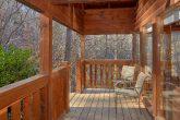 Outdoor Seating 2 Bedroom Cabin Sleeps 8