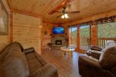 8 Bedroom Cabin with a Fireplace