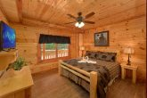 8 Bedroom Cabin with 7 King Beds