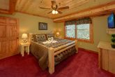 8 Bedroom Cabin with ceiling fans in bedrooms