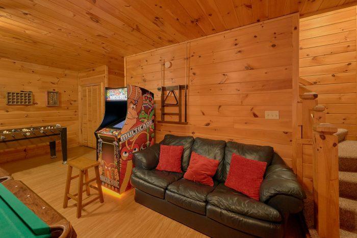 Premium 3 bedroom cabin with private hot tub - Memory Maker