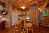 Pigeon Forge Cabin with Dining Table seats 4