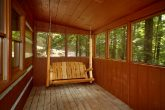 Rustic 1 Bedroom with a Porch Swing