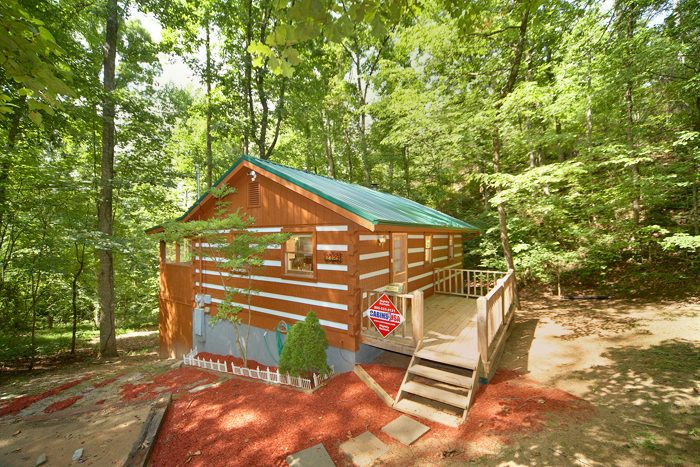 Cabin Rental Wears Valley Secluded Mountain Cabin Mi