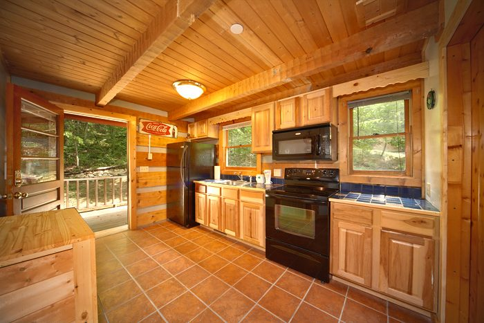 1 Bedroom Cabin with Fully Stocked Kitchen - Mi Cabana