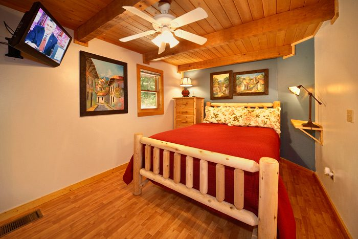1 Bedroom Cabin with 1 Queen Bed - Mi Cabana