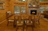 4 Bedroom Cabin Sleeps 8 in Gatlinburg